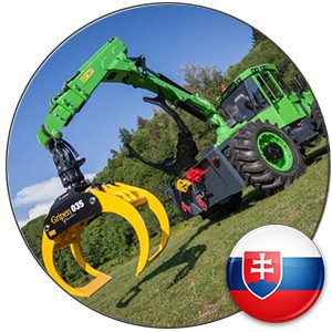 EQUUS 175N Universal - Skidder - Made in Slovakia